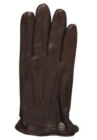 Lloyd Men's Belts - Gloves - dark brown - 1