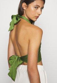Gina Tricot - CINDY - Top - cedar green - 3
