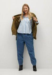 Violeta by Mango - PEDRO8 - Button-down blouse - light blue - 1