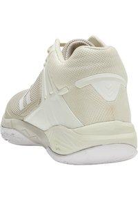 Hummel - AERO FLY - Handball shoes - silver grey - 4