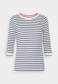 Esprit - STRIPED - Long sleeved top - off white - 0