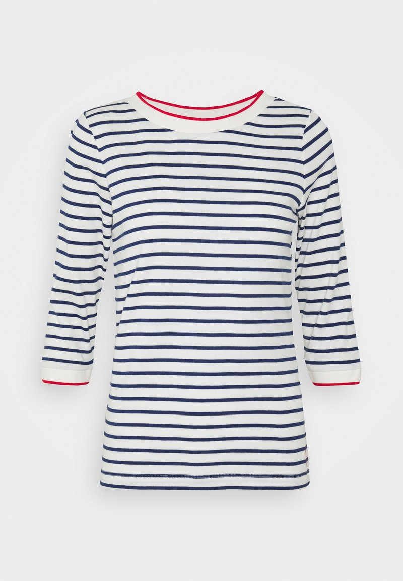 Esprit - STRIPED - Long sleeved top - off white