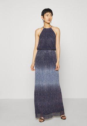 DRESS - Vestido de fiesta - grau/silber