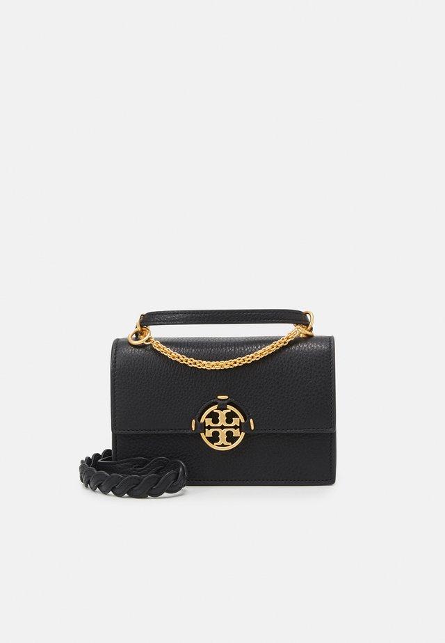 MILLER MINI BAG - Handväska - black