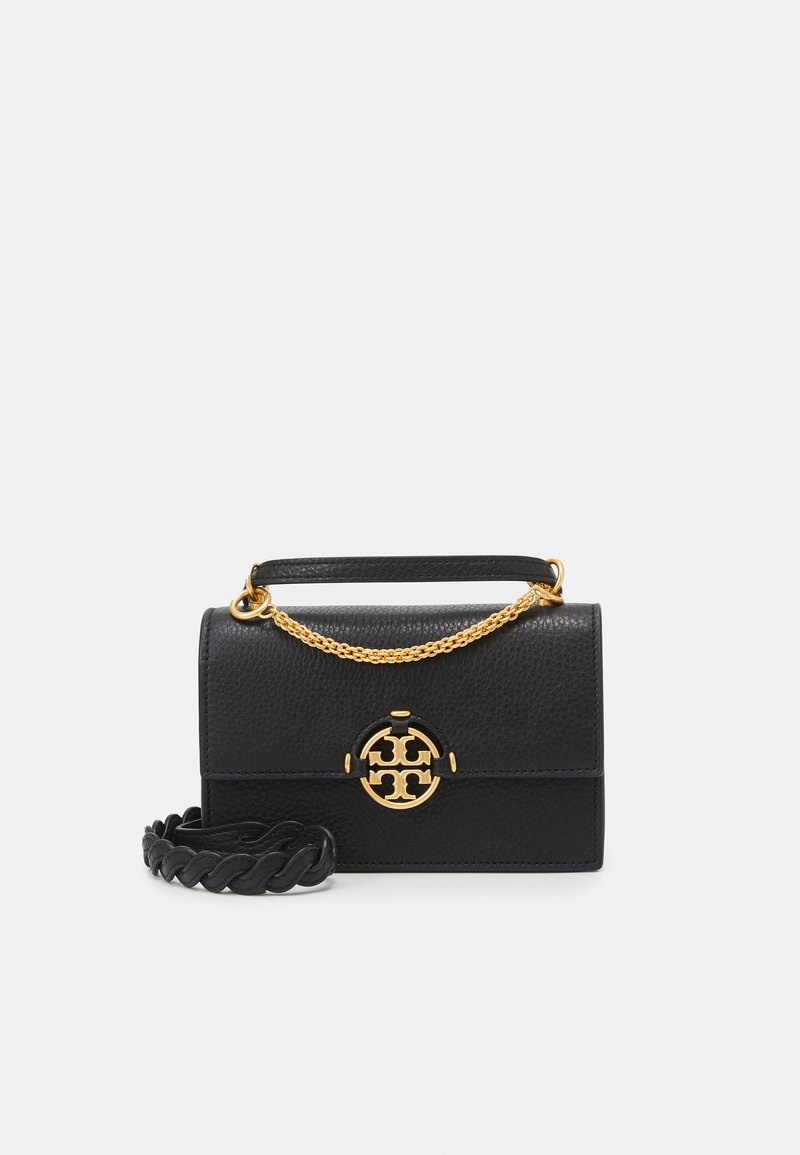 Tory Burch - MILLER MINI BAG - Handbag - black