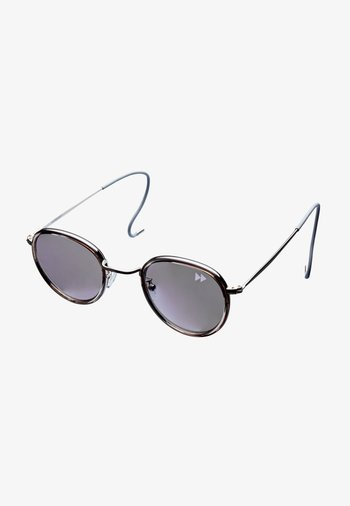 Sunglasses - silver with grey