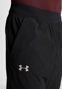 Under Armour - STORM LAUNCH PANT - Trousers - black - 3