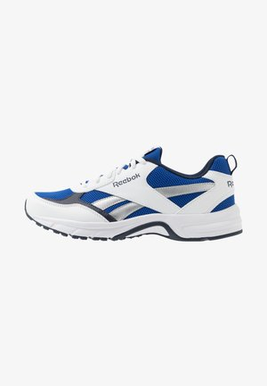 PHEEHAN - Neutral running shoes - white/collegiate royal
