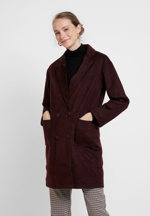 Short coat - bordeaux