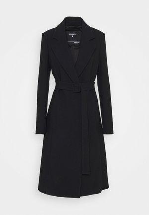 COATS - Classic coat - nero