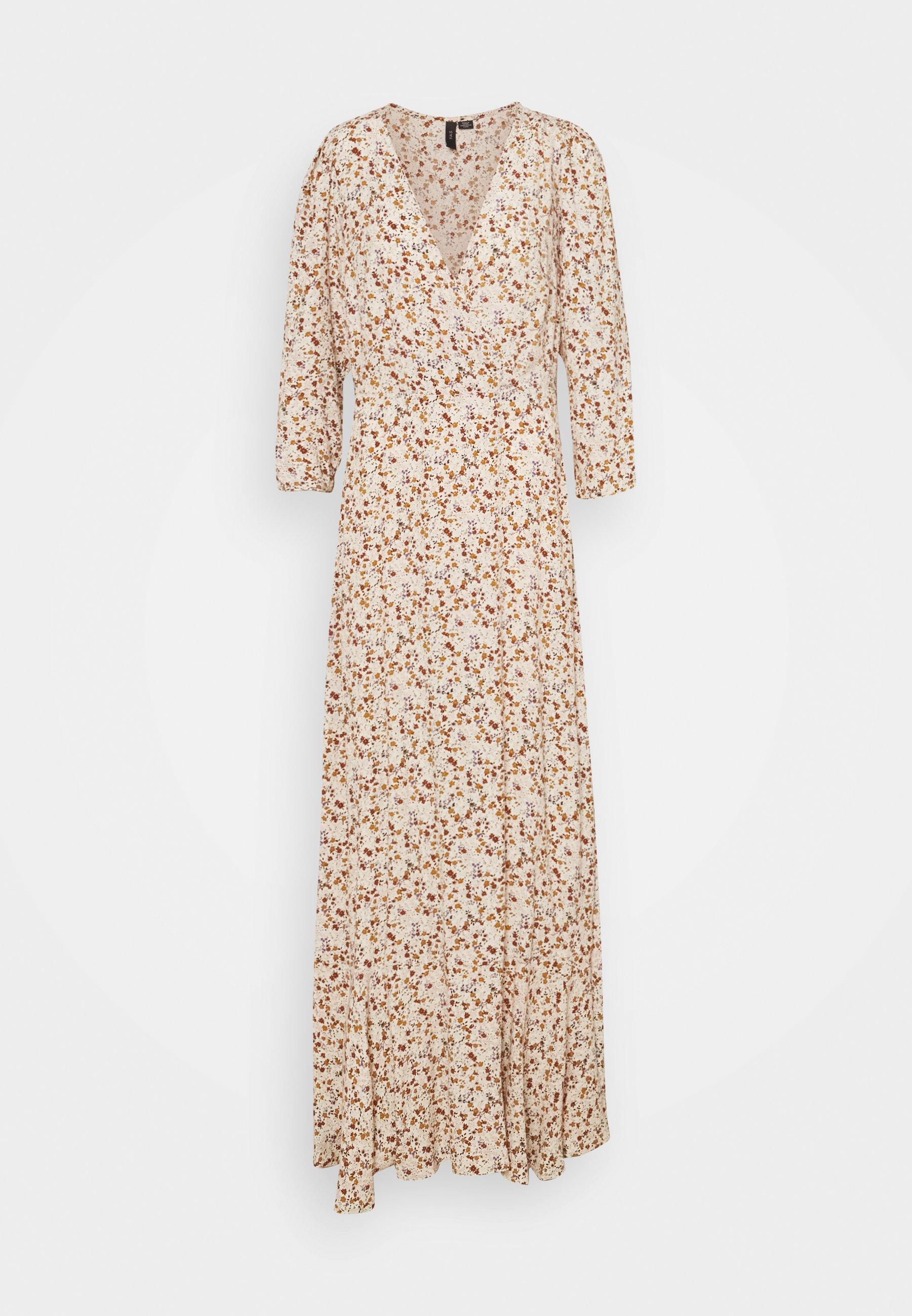 Mujer YASROLEA DRESS TALL - Vestido informal - sand dollar