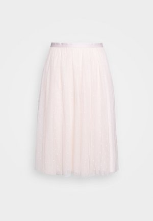 KISSES MIDI SKIRT EXCLUSIVE - A-linjainen hame - ballet slipper