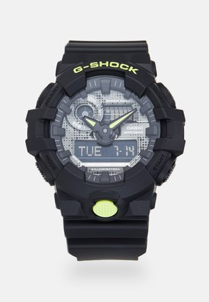 DIGITAL CAMO - Watch - black