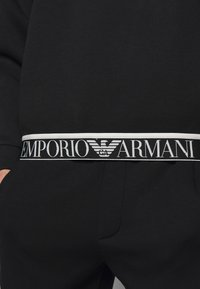 Emporio Armani - Langarmshirt - black - 7