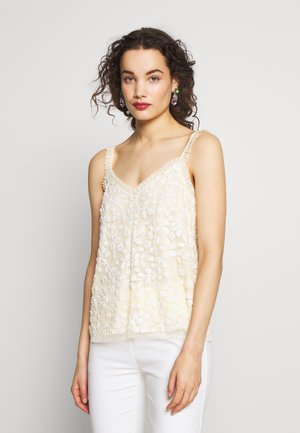 HONESTY FLOWER CAMI EXCLUSIVE - Topper - meadow yellow