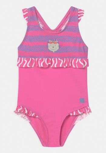 KIDS MÄDCHEN - Swimsuit - multicolor