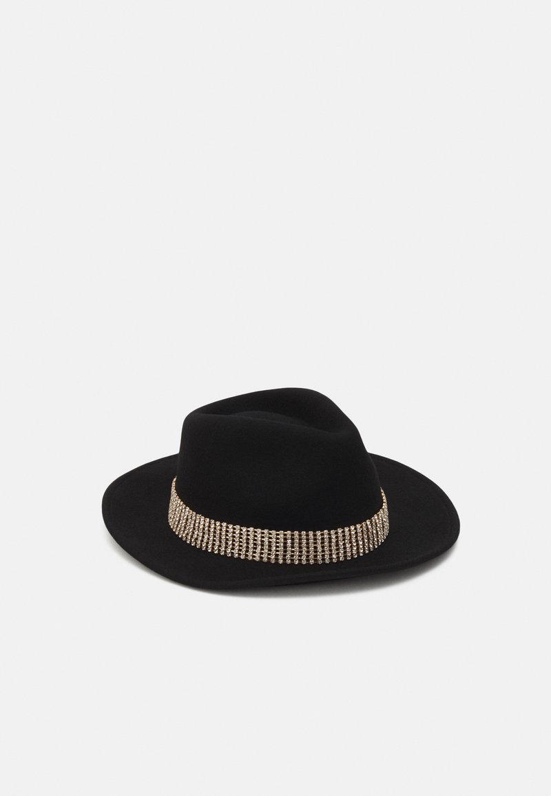 ALDO - ADIRETRAM - Hat - black/gold-coloured