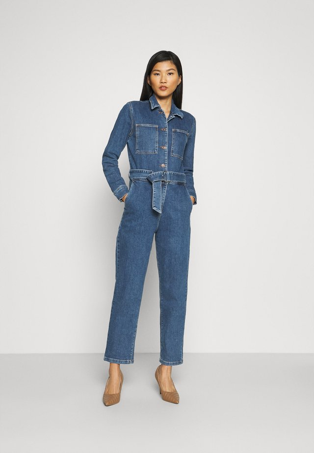 LONA - Jumpsuit - denim