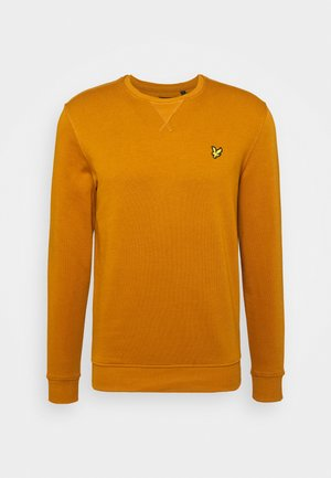CREW NECK - Sweatshirt - caramel