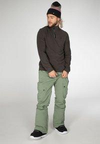 Protest - PERFECTO  - Fleece jumper - swamped - 1