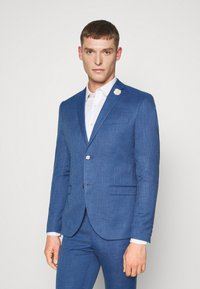 Isaac Dewhirst - WEDDING COLLECTION - SLIM FIT SUIT - Kostuum - blue - 2