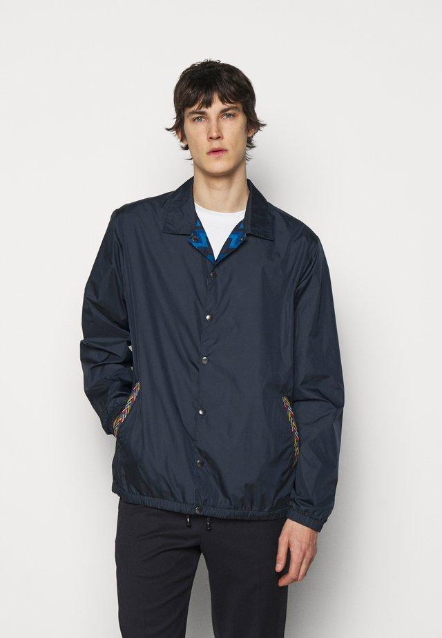 GIACCA A VENTO - Leichte Jacke - dark blue