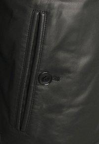 Bally - Kožená bunda - black - 7