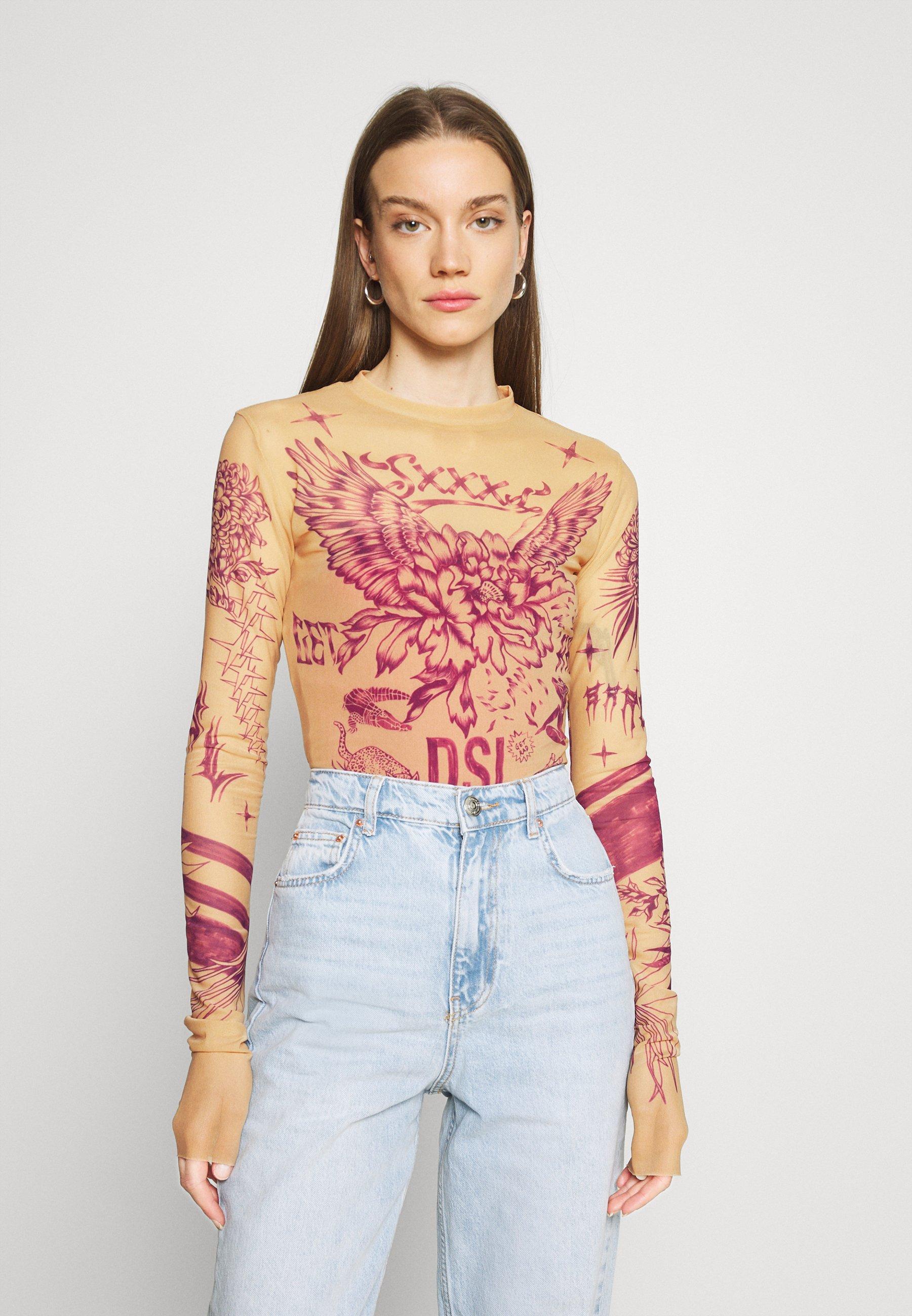 Mujer T-NOELAY-I - Camiseta de manga larga