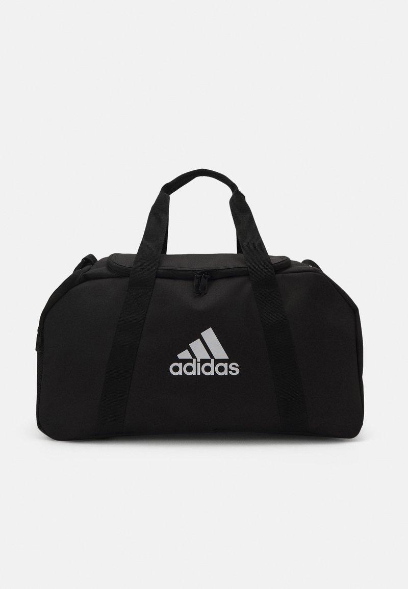 adidas Performance - TIRO DU S - Sportovní taška - black/white