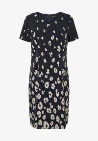 More & More - DRESS  - Kjole - marine/multicolor - 4