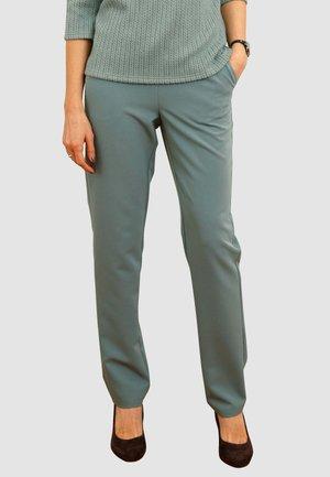 Trousers - salbeigrün