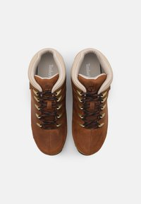 Timberland - EURO SPRINT HIKER - Lace-up ankle boots - red brown - 3