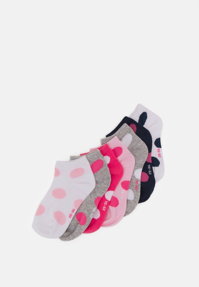 ANKLE SOCKS GIRL 7 PACK - Calze - multicolour