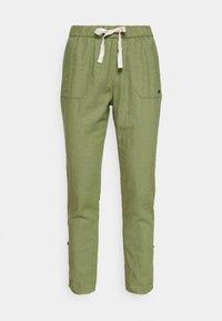 Roxy - Trousers - vineyard green - 4