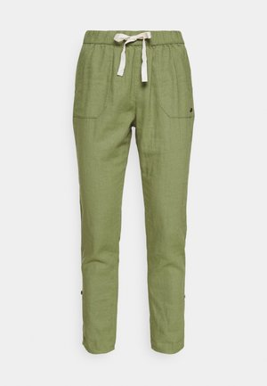 Trousers - vineyard green