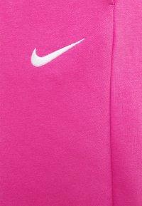 Nike Sportswear - Pantalones deportivos - active fuchsia/white - 5