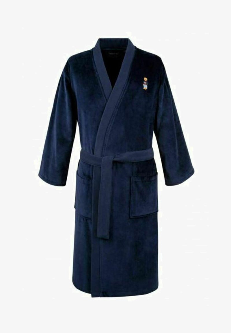 Polo Ralph Lauren - TEDDY BEAR  - Dressing gown - navy