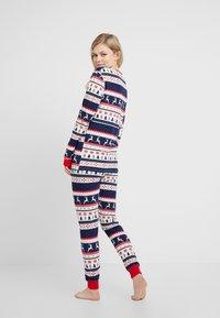 Cotton On Body - SET - Pyžamová sada - black/red - 2