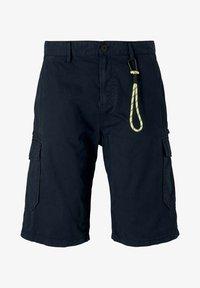 TOM TAILOR DENIM - Shorts - sky captain blue - 6