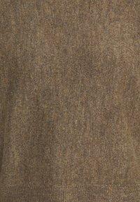 JDY - JDYSWAN - Jumper - cocoa brown/melange - 2