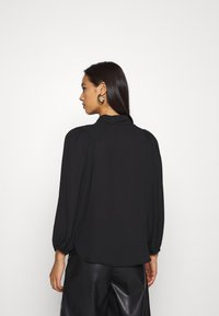 ONLY - ONLLAVIN - Button-down blouse - black - 2