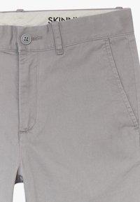 J.CREW - Chino kalhoty - chrome - 2