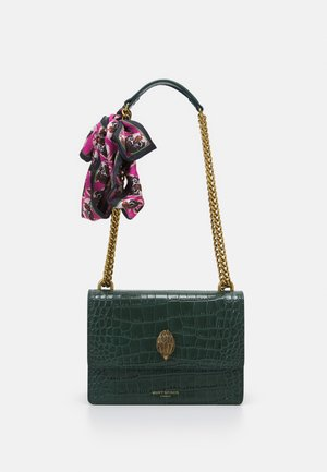 SHOREDITCH CROSS BODY - Across body bag - dark green