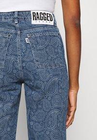 The Ragged Priest - RAPTURE  - Straight leg jeans - mid blue - 5