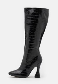 RAID Wide Fit - WIDE FIT ANGELIQUE - Boots - black - 1