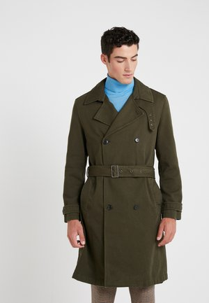 Trenchcoat - sea green