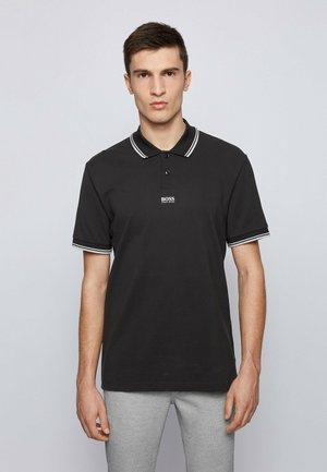PCHUP - Polo shirt - black