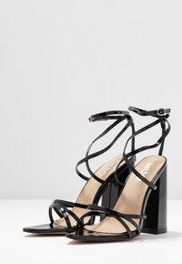 EGO - HALO - Sandalen met hoge hak - black - 4