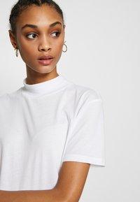 Even&Odd - Basic T-shirt - white - 4