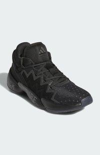 adidas Originals - PHARRELL WILLIAMS D.O.N. ISSUE 2 SHOES - Tenisky - black - 2